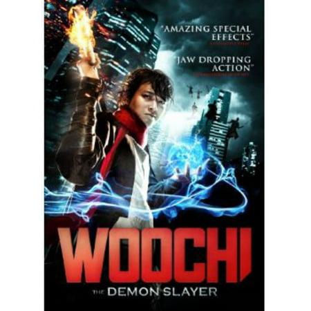 Woochi: The Demon Slayer (DVD) - Krampus The Christmas Demon