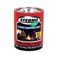 Sterno Outdoor Fuel, 7 Oz., 2 Pack