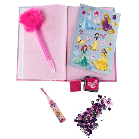 - Tri-Coastal Design Kids Stationery And Diary Sticker Stamp Gift Set Colorful Creative Fun Characters