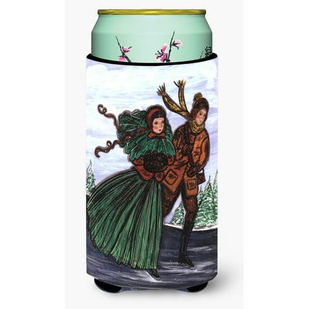 - Couple Skating Ultra Beverage Insulators for slim cans  CN5004MUK