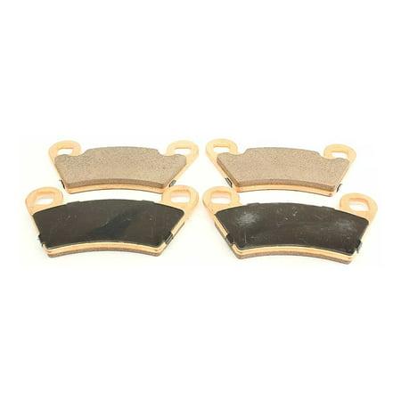 2202413 Polaris Brake Pads Kit (Front or Rear) for Ranger 400 500 700 800 XP (Polaris Ranger Xp 800 Shock)