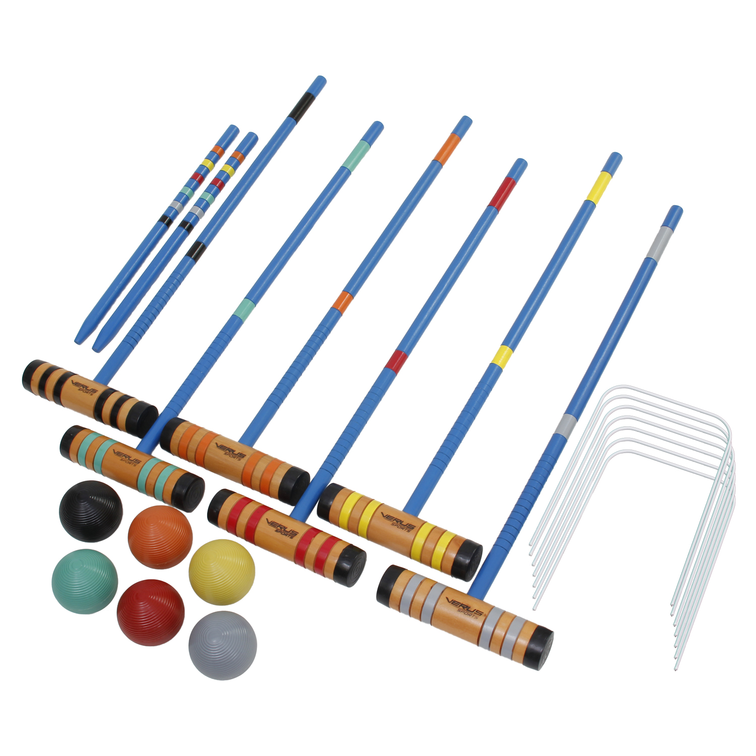 Verus Sports Champion Croquet Set