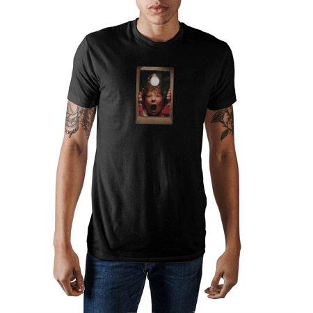 Goonies Chunk Photo Black T-Shirt XX-Large christmas t shirts-XX-Large - Chunk Goonies