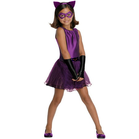 Catwoman Tutu Toddler/Child Costume