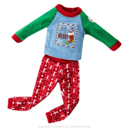 Exclusive 2017 Keep it Merry PJs By The Elf on the Shelf Claus Couture