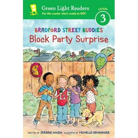 Bradford Street Buddies: Block Party Surprise - - Church Street Halloween Block Party