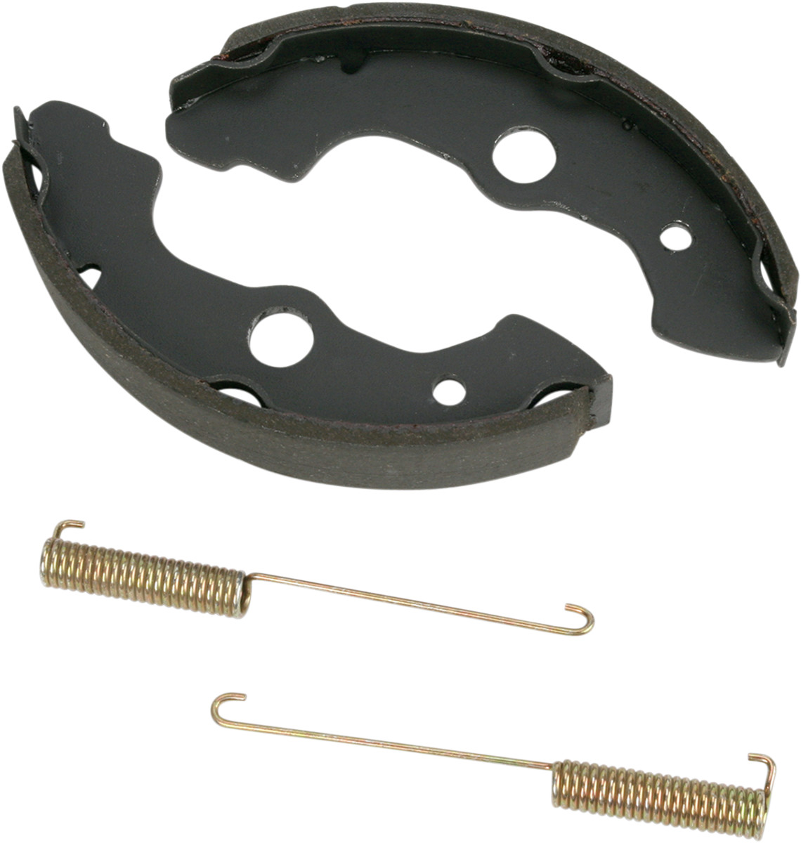 SBS Organic Front or Rear Brake Shoes 2197