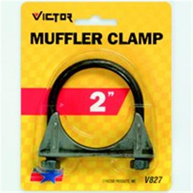 Victor Automotive V827 Auto Muffler Clamp 2 In. - image 1 of 1