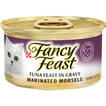 Cat Food: Fancy Feast Marinated Morsels