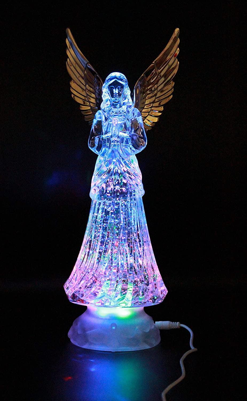 Beautiful Little Angel in the Morning Light; Angel Statue; Nursery Decor; Fine Art Wall Deco; Angel Statue