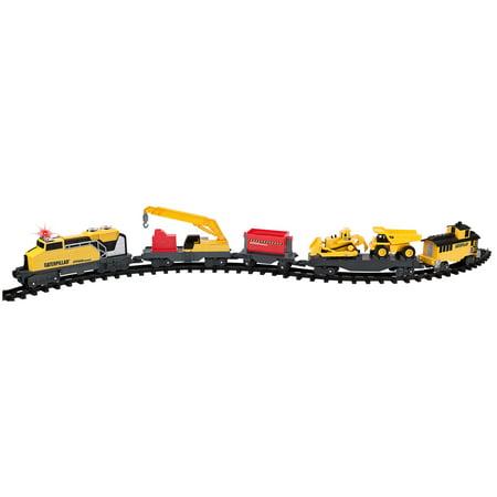 Caterpillar Construction Express Train