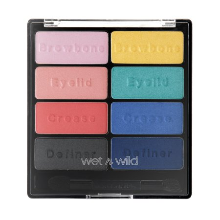 Halloween Bat Eyeshadow (wet n wild Color Icon Eyeshadow Collection, Poster)