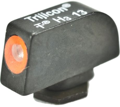 Trijicon For Glock Hd Orange Outline Front Sight Only by Trijicon