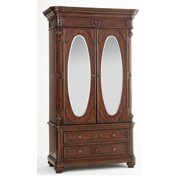 1-Drawer TV Armoire