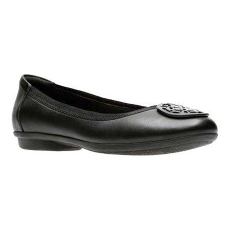 2a880982f277 Clarks - Clarks Women s Gracelin Lola Ballet Flat - Walmart.com