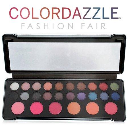 Fashion Fair ColorDazzle Eyeshadow and Blush