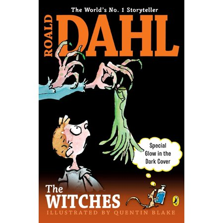 The Witches (Paperback) - Witch Code