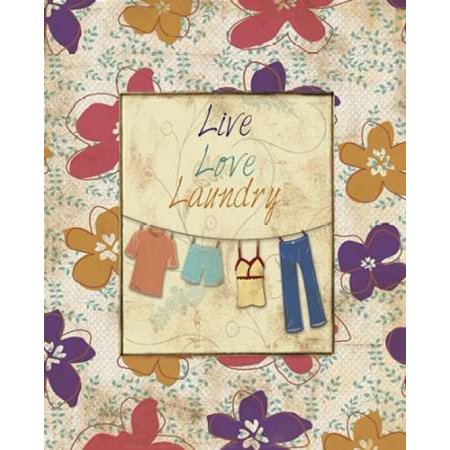 Live Love 61 Poster Print By Piper Ballantyne