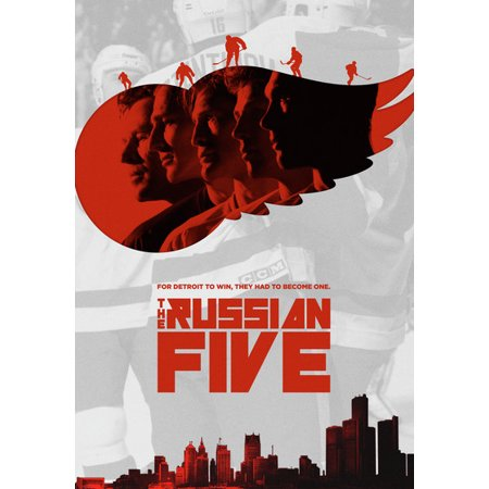 The Russian Five (DVD)](Halloween 5 Dvd Review)