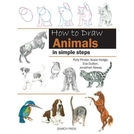Draw Hoe - How to Draw: Animals in Simple Steps