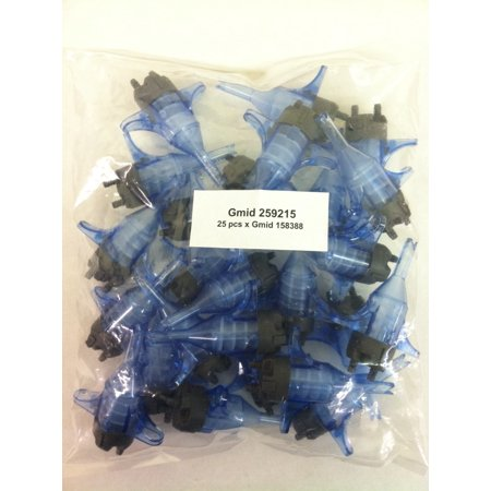 Dow Froth Pak Nozzles Fan Spray Medium  Case Of 25    259215