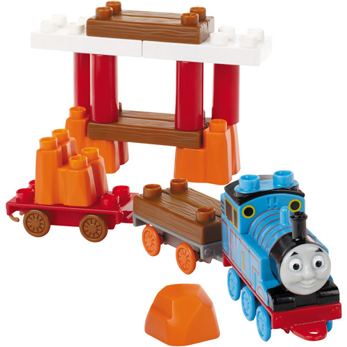 Mega Bloks Thomas & Friends Thomas with Wagon Play Set