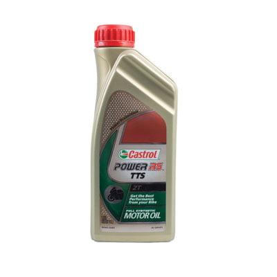Castrol Power RS TTS Full Synthetic 2 Stroke Oil 1 Liter