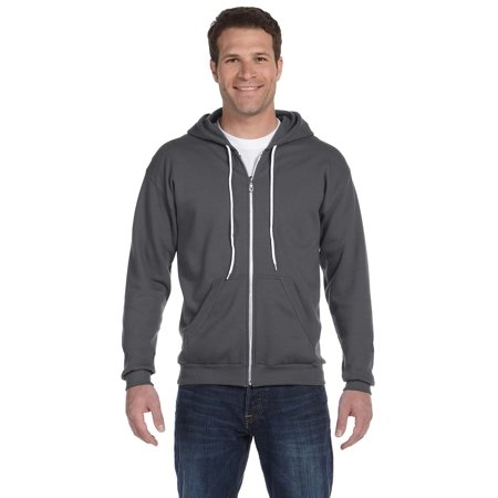 Anvil Full-Zip Hooded Fleece 71600