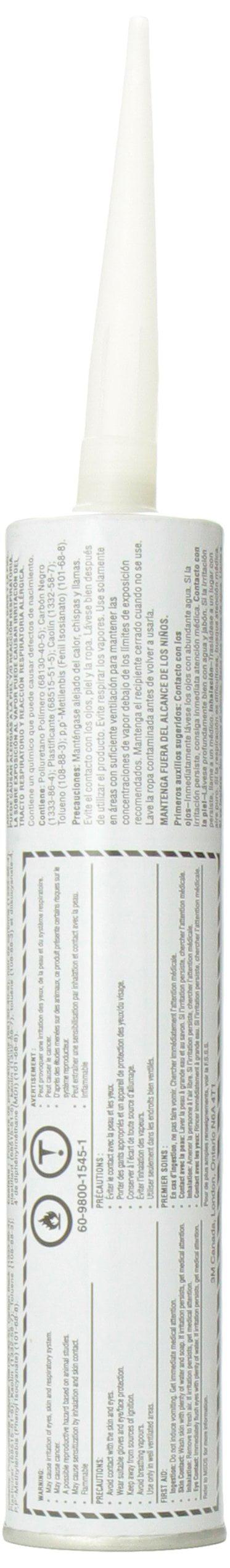 3m 3M-8693 Auto Glass Urethane Windshield Adhesive 08693, 10.5 Fl Oz Cartridge by 3M