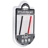 Tomee Stylus Pen Set (3-Pack) for Nintendo New 3DS