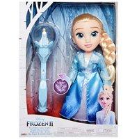 Disney Frozen 2 Follow-Me Friend Olaf Plush Figure