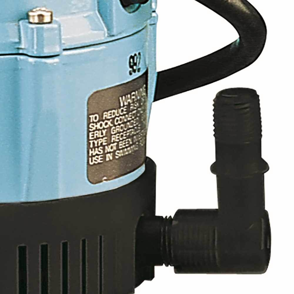 Permanently Oiled Direct Drive Pump Little Giant 500203 Lubricated Pump 1-A 170 GPH