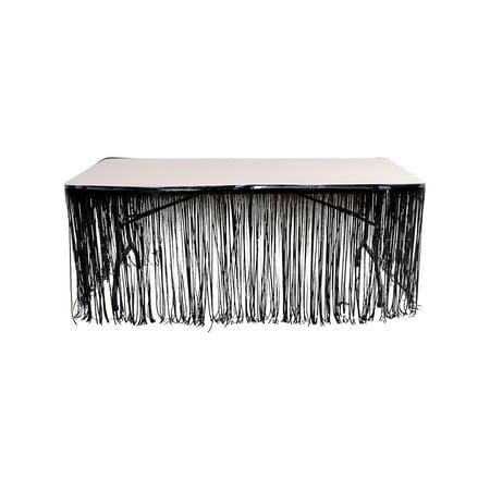 Fringed Table Skirt (144