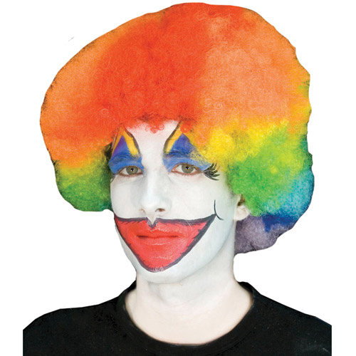 EZ Clownin' Around Halloween Makeup Kit