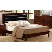 Upholstered Platform Bed (Queen: 83 in. L x 66 in. W x 48 in. H (76 lbs.))