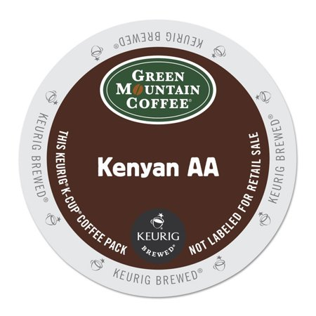 Green Mountain Coffee - K-Cups 24ct Box - Kenyan AA Extra Bold