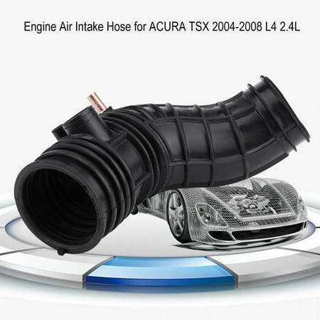 WALFRONT Engine Air Intake Hose,Engine Air Intake Hose Tube for ACURA TSX 2004-2008 L4 2.4L AIH551078H 601871665765 Intake Hose - image 8 of 8