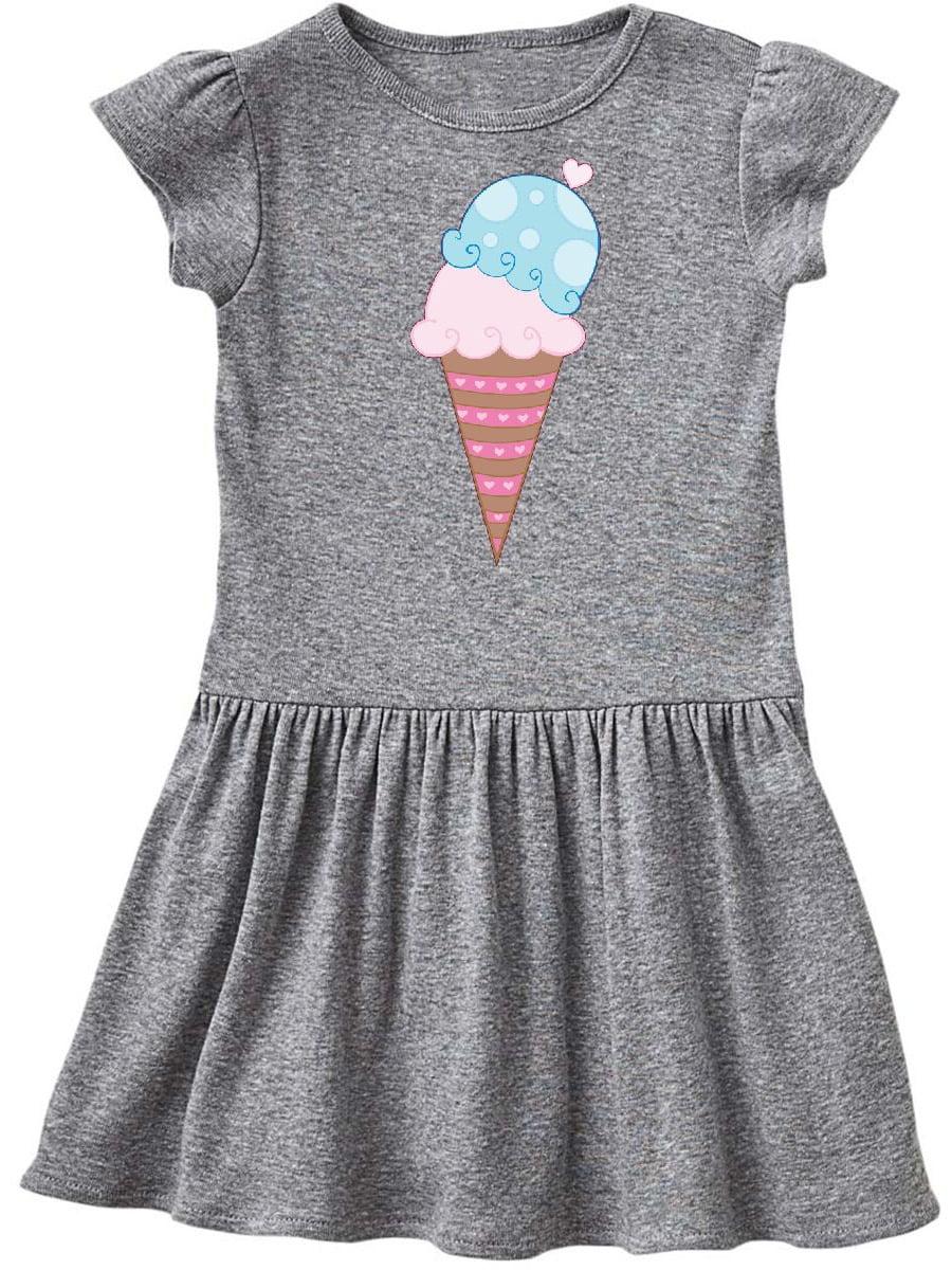 inktastic Valentines Day Ice Cream Cone Toddler T-Shirt