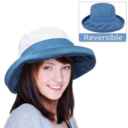 39067242 Sun Blocker - sun blocker women's sun hat upf 50+ bucket cap packable  outdoor travel hat - Walmart.com