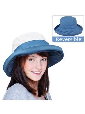 c76454950da8c Product Image sun blocker women s sun hat upf 50+ bucket cap packable  outdoor travel hat
