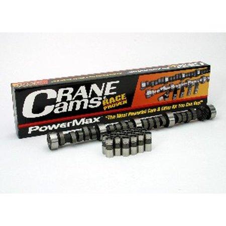 Crane Cams 363902 Crane PowerMax Cam and Lifter (Powermax Cam Kit)