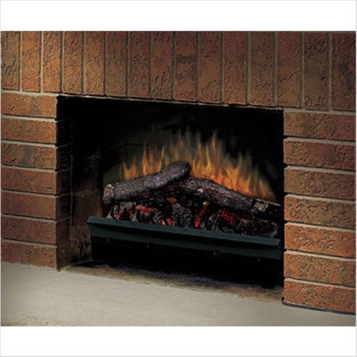 Dimplex Electraflame 23'' Deluxe Electric Fireplace with Expandable Trim