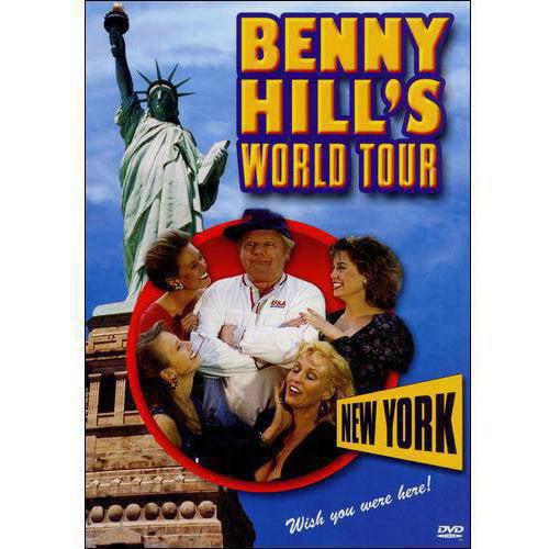 Benny Hill's World Tour: New York (Full Frame)