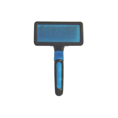 Pet Select Soft Touch Slicker Wire Brush, Firm
