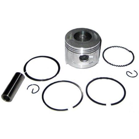 Pit Bike - 125cc Piston Kit (54mm) use 14mm pin- Fits Engines ATV, Dirt bike, Pit Bike SUNL