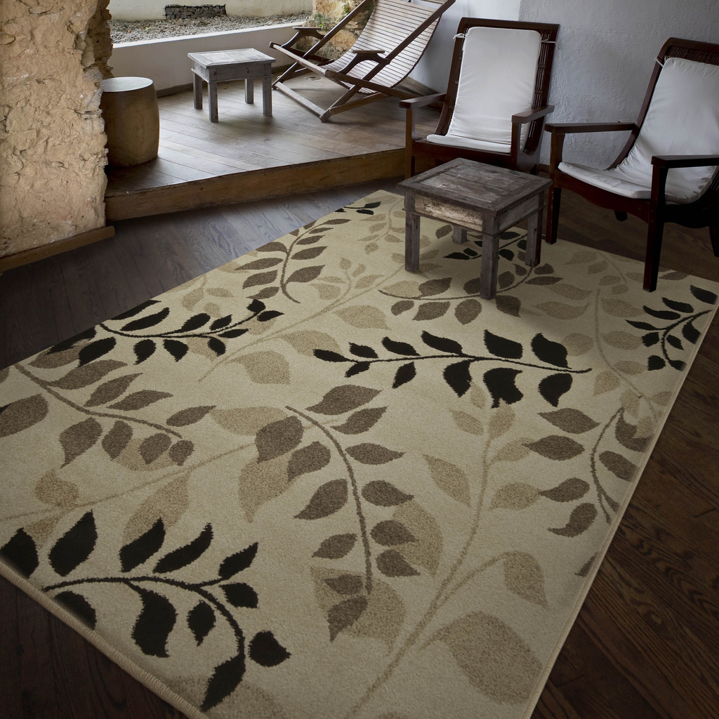 Orian Rugs Indoor/Outdoor Carlisle Beige Area Rug