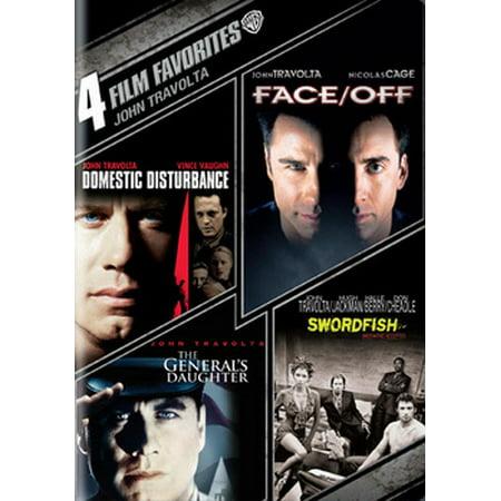 John Travolta Pulp Fiction Wig (4 FILM FAVORITES-JOHN TRAVOLTA (DVD/4FE)-NLA)