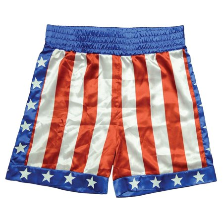 Adult Apollo Creed Boxing Trunks - image 1 de 1