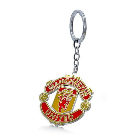 Hot Football Team Logo Metal Alloy Keyrings Metal Keychain Keyfob New Gift