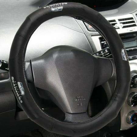 Seattle Seahawks Steering Wheel Cover - No Size